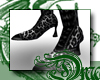 d Silvr Leo Oxford Boots