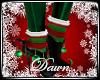 Santa's Sexy Elf Shoes
