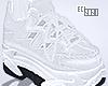 E. OMG White Sneakers