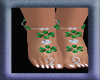 green gem feet