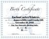 Netta Custom Birth Cert2