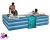 Serenity couples tub