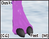 [CG] Dusk Feet