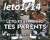 Leto_Tes parents