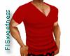 FLS T Shirt - Red