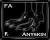 (FA)Anyskin Bird Feet F.