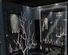 Blue Mirrored Room
