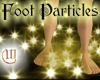 Foot Particles (female)