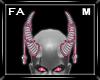 (FA)ChainHornsM Pink4