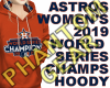 Astros WS Champs Hoody O