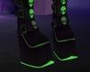 Z! Alien Shoes- Alien