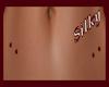 ~SD~ RUBY HIP PIERCING