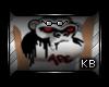 |KB| GraffitiApe White G