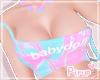 |Pi| BabyDoll Top