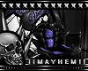 Goth Crystal Throne 3