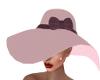 Rosabell Hat-Mauve/Pink