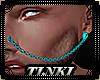 L)Nose-Ear Chain V5