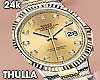 Rolex Oyster  24k