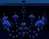 Blue Elegance Chandlier