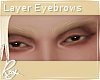 Layer Brows -Light Blond