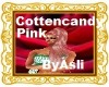 (Asli) pink cottie