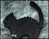 [iS] Black Cat [sticker]