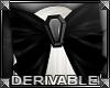 [xx]DRVB Coffin Hair Bow