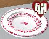 [AH] LoveHearts Plate