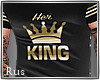Rus: Her King tshirt