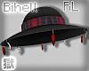 B| Tartan Witchy Hat