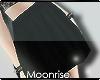 m  Black skirt