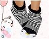 ♚ Kids Penguin Socks