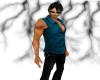 [Cazz] Muscle Vest Blue