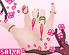 Dream Nails + Rings I