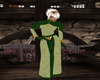 Green Physician Skirt