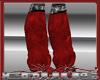 [ENV] FurBee Socks (RED)