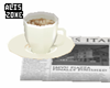 [AZ]Newpaper and Latte