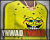 YN. SpongeBob Sweater #6