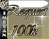 (MI) Request 100k