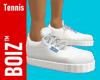BOIZ Tennis White