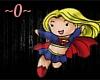 SuperGirl Chibi