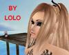 Erza Scarlet blond 1