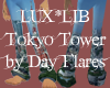 Tokyo Tower-Day Flares