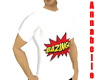 Bazinga! White Shirt