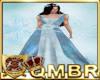 QMBR Velvet Ice Gown 97