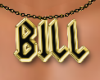 Bill Necklace