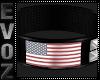 American Flag Choker ~F