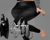 dabria leather pants