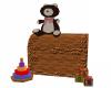 [ML]Wood Toy Box