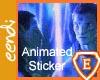 Navi Animated Sticker
